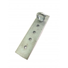 Пластина тяговая 5 отв..для вытяжки дверных стоек