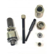 Выпрессовка/запрессовка направляющих втулок клапанов d-8 мм.АВТОМ 113134