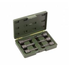 """Набор экстракторов 3/8""""  2-10 мм. для болтов с сорванной внутренней резьбой 6пр. кейс ДТ 839736"""