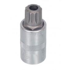 """Головка со вставкой  1/2"""" SPLINE М10  L- 55 мм.  АД  39510"""