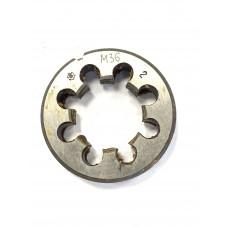 Лерка (плашка) М36 х 2,0мм. 40960
