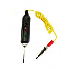 Пробник автомобильный  игла  с определением полярности+зуммер  16-0102, PR-0924