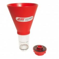 Воронка для масла 125 мм. пластик М37ХP3.0  JTC-5316