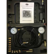 Набор для измереня  давления  масла  трансмиссии  и двигателей  8,0/35 Bar   АД 40044