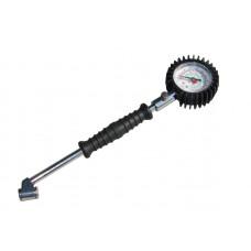 Манометр  шин  15 Бар с пластиковой  ручкой  DA- 00824   PR-0227  1/50