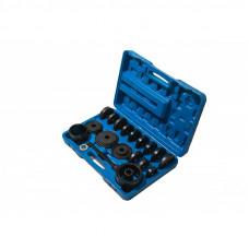 Набор для запрессовки и выпрессовки подшипников ступицы  23 пр. VR50075