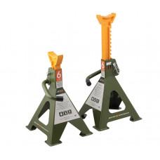 Подставка под машину зубчатые 6 т.  382-600 мм. (2 шт.)  ДТ 900306