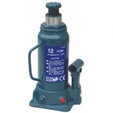Домкрат гидрав. бутылочный  12 т.TP ( 2-х штоковый) G1208 , AE&T 02012