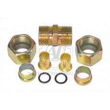 Ремкомплект для пневм. трубок 2-х сторон.  D-  6 - 4  DA-00475, 0147