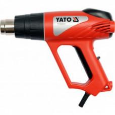 Фен для обжигания краски   2000W (набор)  70-550 с* YATO 82292,82291