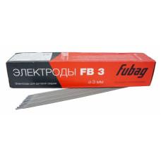 Электрод FUBAG   D=3,0мм.   5 кг. (рутилово-целлюлозным покрытием) 38868
