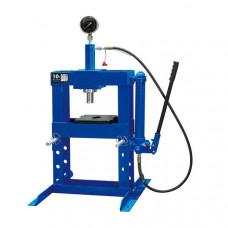 Пресс гидравлический 10т. HJ0802CE (SD0802CE), настольный