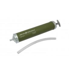 Шприц  маслозаливной  металл   500 мл.  гибкий шланг  ДТ  864405