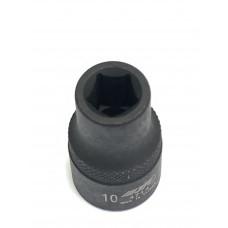 """Головка для болтов ТНВД  10 мм. 1/2"""" 5- гр.JTC-4714"""