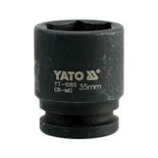 "Головка короткая ударная  * 35 мм. 3/4""   6 гр.  YATO-1085"