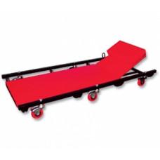 Лежак ремонтный складной 930*440*105 мм.  43001АД