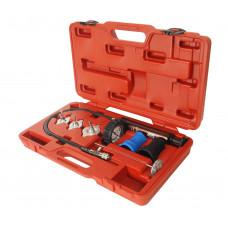 Набор для тестирования герметичности охладительной системы 7пр. JTC-1414