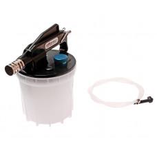 Бачок  2 л. для откачки  тормозной жидкости с пневматическим приводом  JTC-1025