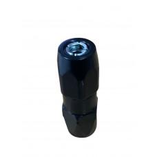 Наконечник   шприца  4-х лепестковый  черный  ДТ 865904