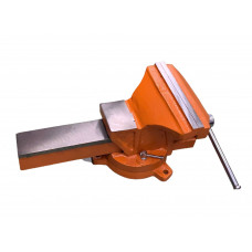 Тиски поворотные 200 мм.  КАЛИБР 121404