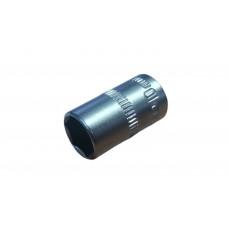 """Головка  * 10 мм.  1/4""""  6 гр.  (10шт.)  АД  39280"""