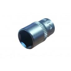 """Головка  * 11 мм.  1/4""""  6 гр.  (10шт.)   АД  39281"""