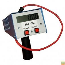 Вилка нагрузочная НВ-03 12V 200АЧ (жидкокр.диспл)