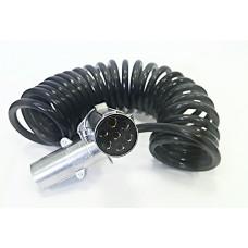 Кабель  электрический   7,5 м. черный  удлиненный  PR-1281, NP-344