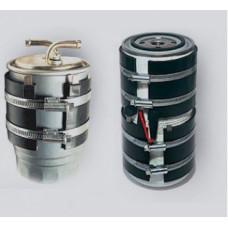 Подогреватель топливного фильтра ПБ- 107  (117-125мм.) 24V