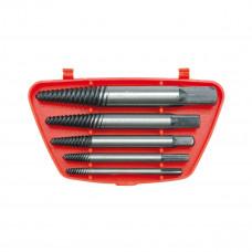 Набор экстракторов  5 шт, прямой квадрат Matrix 77351