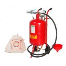 Пескоструйный аппарат  38 литров JTC-5324