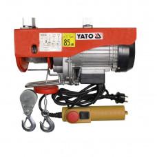 Лебедка электр.(таль) 230 V 900 Вт 250/500 кг. YT-5904