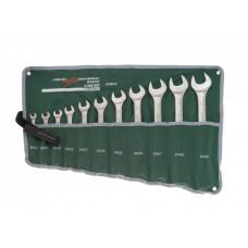 Набор рожковых  ключей 11пр.  ( 8*32 мм.)   сумка   ДТ 510610