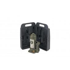 Домкрат гидравлический бутылочный    5 т.  216-415 мм. кейс  ДТ 903151