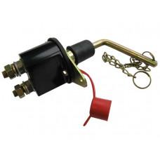 Выключатель массы 24V с ключом универсальный XL-012, 230180