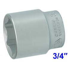 "Головка  * 33 мм.  3/4""  6 гр.  YATO-1313"