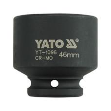 "Головка короткая ударная  * 46 мм. 3/4""  6 гр.  YATO-1096"