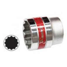 "Головка * 23 мм.  1/2""  12 гр.   JTC-43923"