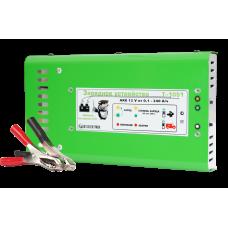 Зарядное устройство   АВТОЭЛЕКТРИКА  12V  0,1--7,5 A  0,1-240 Ач  Т-1051