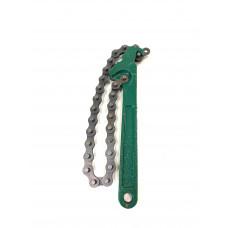 """Ключ   масляного фильтра  цепной    9""""  D- 120 мм. PR-0801"""