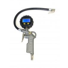 Пистолет для накачки шин  c электронным манометром  18 атм.   PR-0864