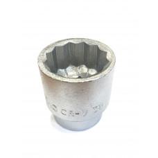 """Головка  * 38 мм.  3/4""""  12 гр.  АД  39038"""