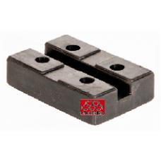 Проставка резиновая на подъемник  PEAK, AE&T, AMGO,Avik,Т-4,Fagihi 120*80 мм. H-30 мм. 1017