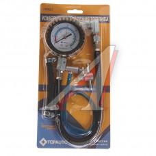 Измеритель давления топлива/ масла ПРО  ВАЗ , ГАЗ, 16-кл.  М14х15  TOP AUTO  13531