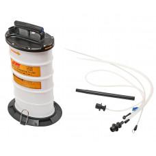 Бачок 10л. маслооткачивающий с ручным приводом JTC-1020