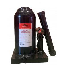 Домкрат гидравлический бутылочный   10 т.  240-360 мм. HORSE СВ-10