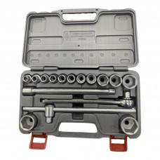 Набор  шоферского инструмента  №2  6гр.(10*32 мм.)  НИЗ 10624