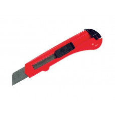 Нож универсальный 18мм.MATRIX с пласт направл 78929