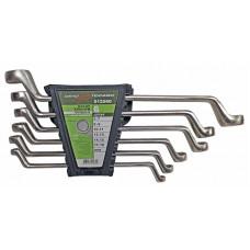 Набор накидных ключей  6пр. ( 6*19 мм.)   холдер  ДТ 512560
