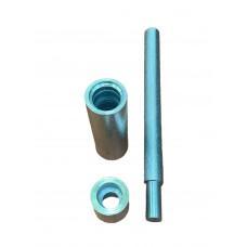 Оправка для маслосъемных колпачков и направляющих втулок  d-8мм.73040